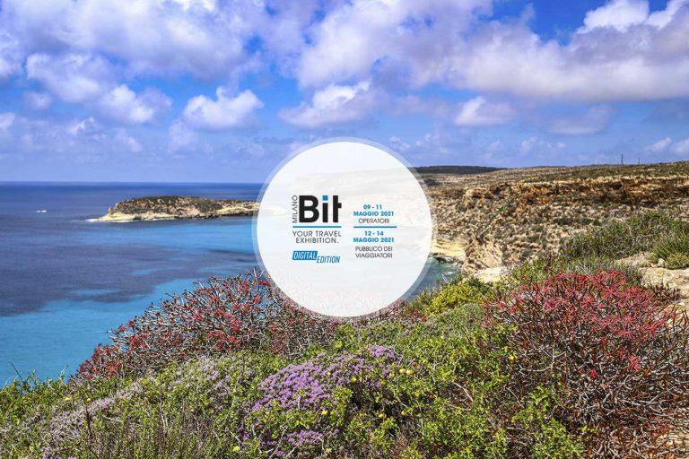 Le Isole Pelagie alla BIT Digital Edition 2021