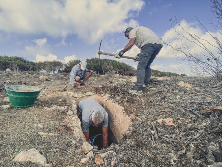 Un altro mondo da scoprire - Studi sulle prime strutture idrauliche dell'isola di Lampedusa